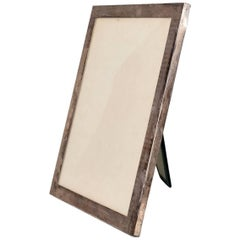 Mid-Century Modern Graff Washbourne & Dunn Sterling Picture Frame, after Tiffany