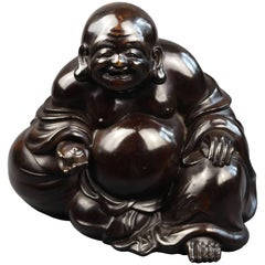 Early 19th Century, Hotei (Happy Buddha), Edo Period, Art of Japan