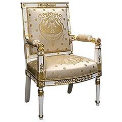 Marie Antoinette Armchair