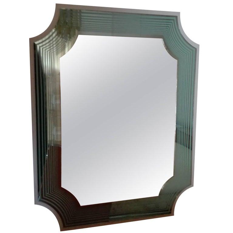 Vintage Mirror, 1960, Italy