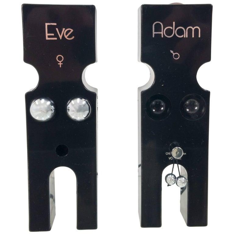 1970s Adam & Eve AM radio TRP-69