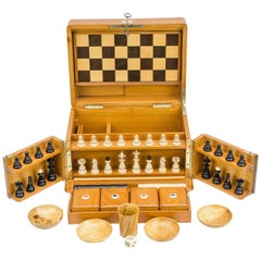 Amazing Jugendstil Game Box, circa 1905