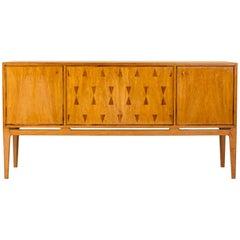 Swedish 1950s Mahogany Sideboard