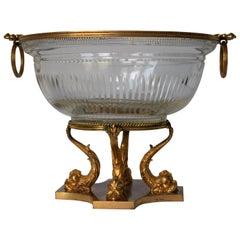 Jardiner Gilt Bronze