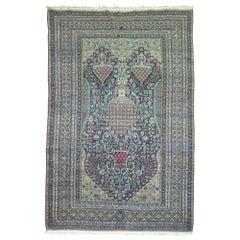 Antique Persian Teheran Carpet