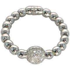 Jona Diamond Gold Flexible Ring
