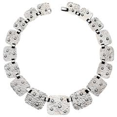 Colleen B. Rosenblat brilliant-cut diamonds gold rhodium-plated