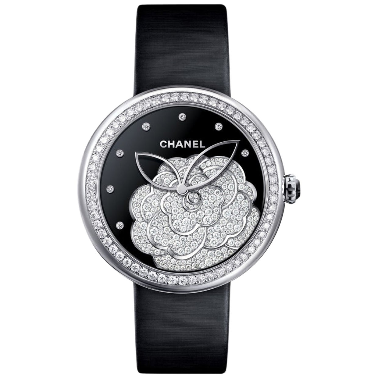 Chanel Mademoiselle Privé Watch, H4318