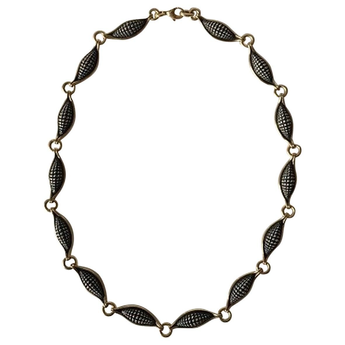 Georg Jensen Sterling Silver Necklace No 425