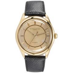 Vacheron & Constantin Yellow Gold Dress Wristwatch Ref 4870
