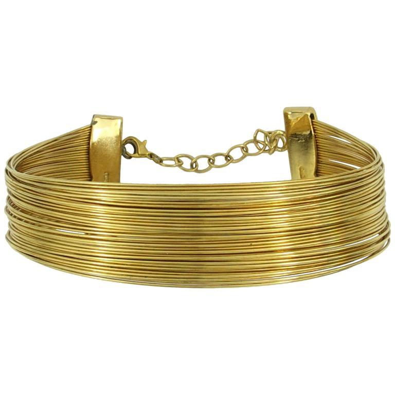 Dior Multi-Strand Necklace For Sale
