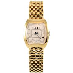 Bedat & Co. yellow Gold Diamond No. 3 Bracelet Wristwatch