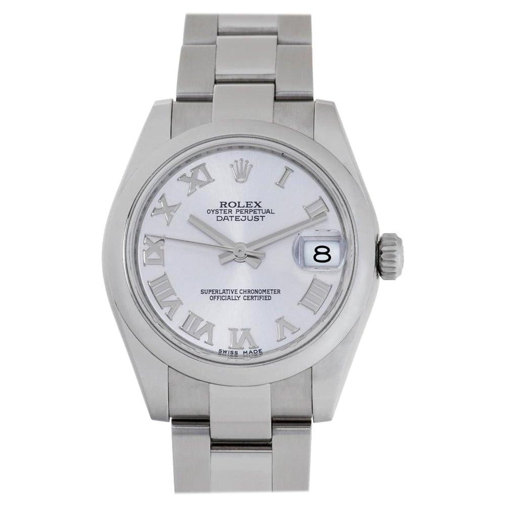 Rolex Datejust 178240 Stainless Steel Auto Watch