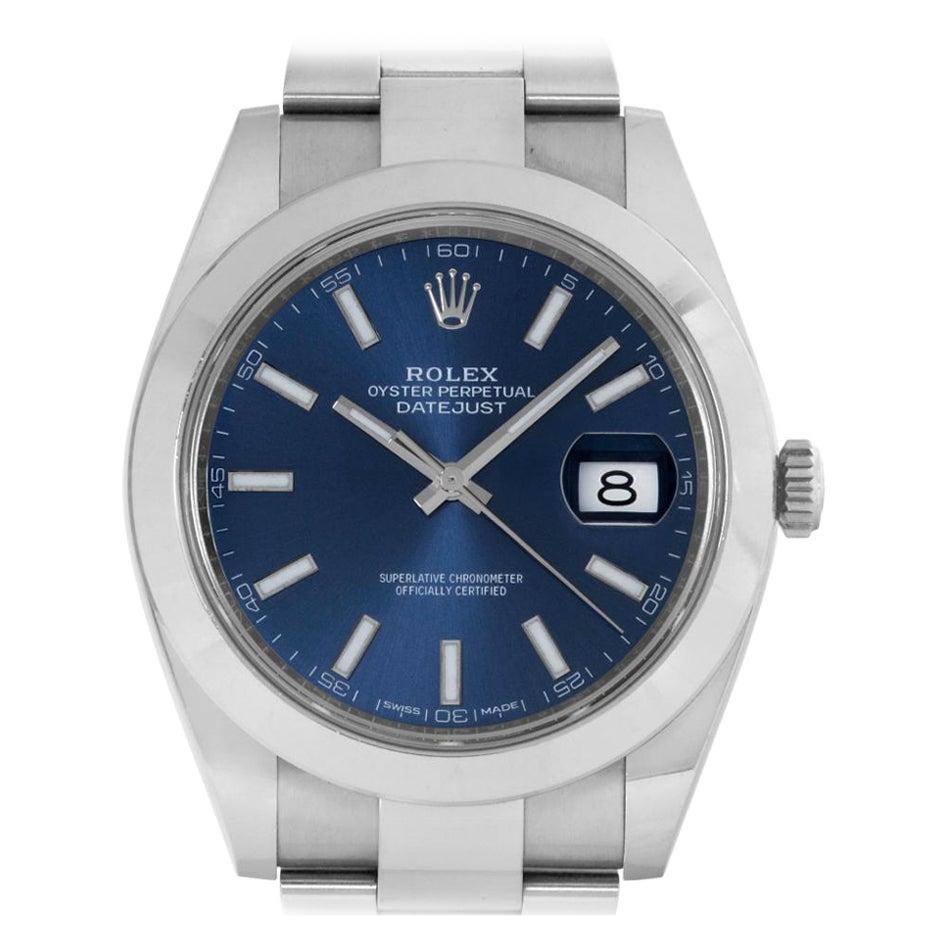 Rolex Datejust 126300 Stainless Steel Auto Watch