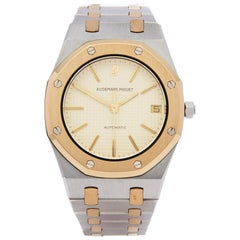 Audemars Piguet Royal Oak 4100 Unisex Stainless Steel and Yellow Gold Watch