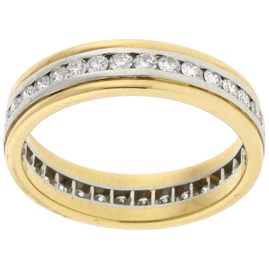 Tiffany & Co. Diamond Band Ring