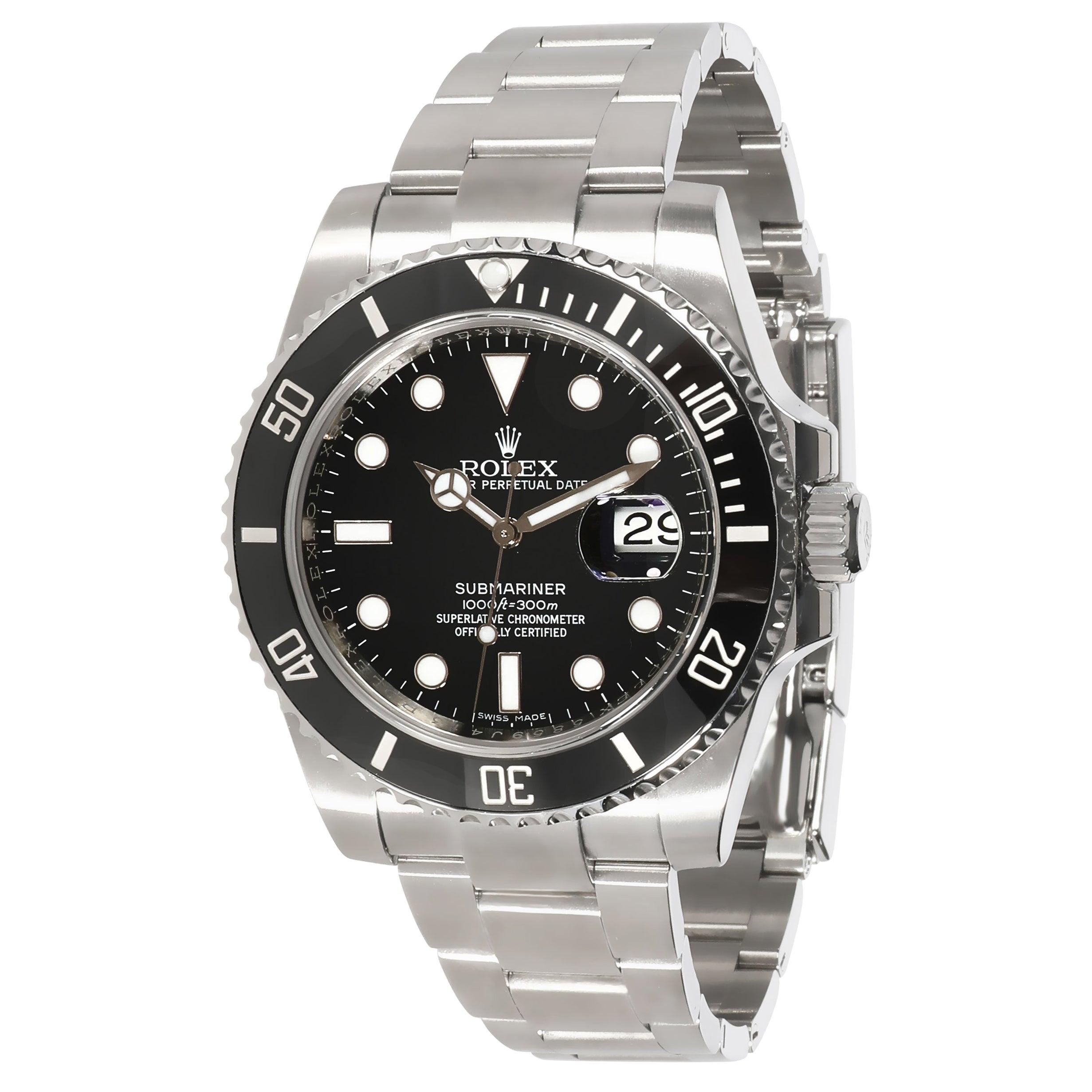 Rolex Submariner 116610LN Men's Watch in Stainless Steel
