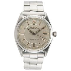 Rolex Oyster Perpetual Steel Wristwatch, Ref 6564, Circa 1955