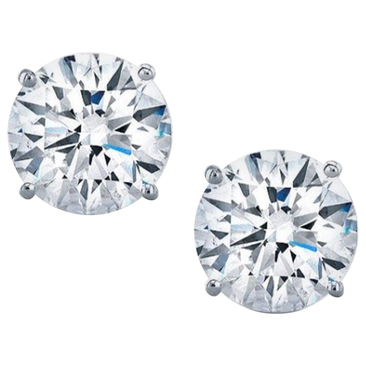 GIA Certified 3.00 Carat Round Brilliant Cut Diamond INTERNALLY FLAWLESS/VVS1