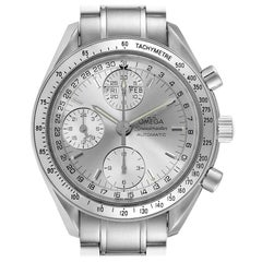 Omega Speedmaster Day Date Chronograph Steel Men's Watch 3523.30.00 Card