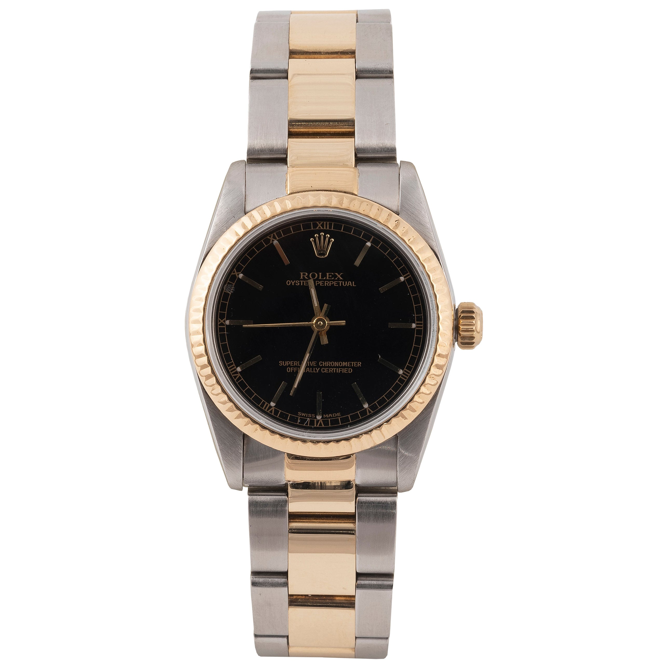 Rolex Oyster Perpetual Ref. 6751 Wristwatch Made in 1987