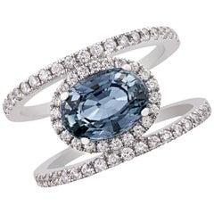 Sapphire Ring, 2.20 Carat