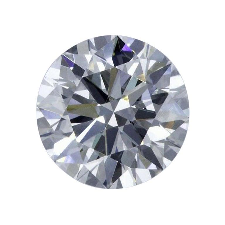 GIA Certified 1.50 Carat Brilliant Cut Loose Diamond G / IF