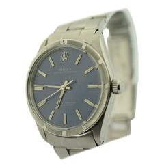 Rolex Stainless Steel Oyster Perpetual Automatic Wristwatch Ref 1007