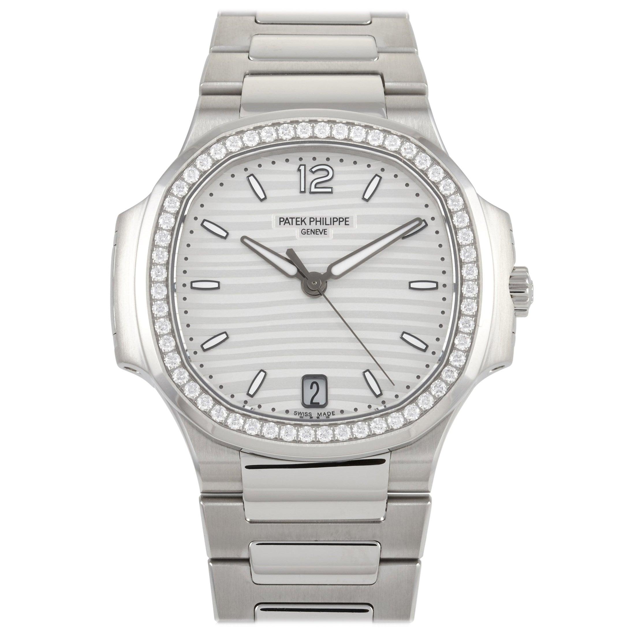 Patek Philippe Nautilus Ladies Automatic Watch 7118/1200A-010