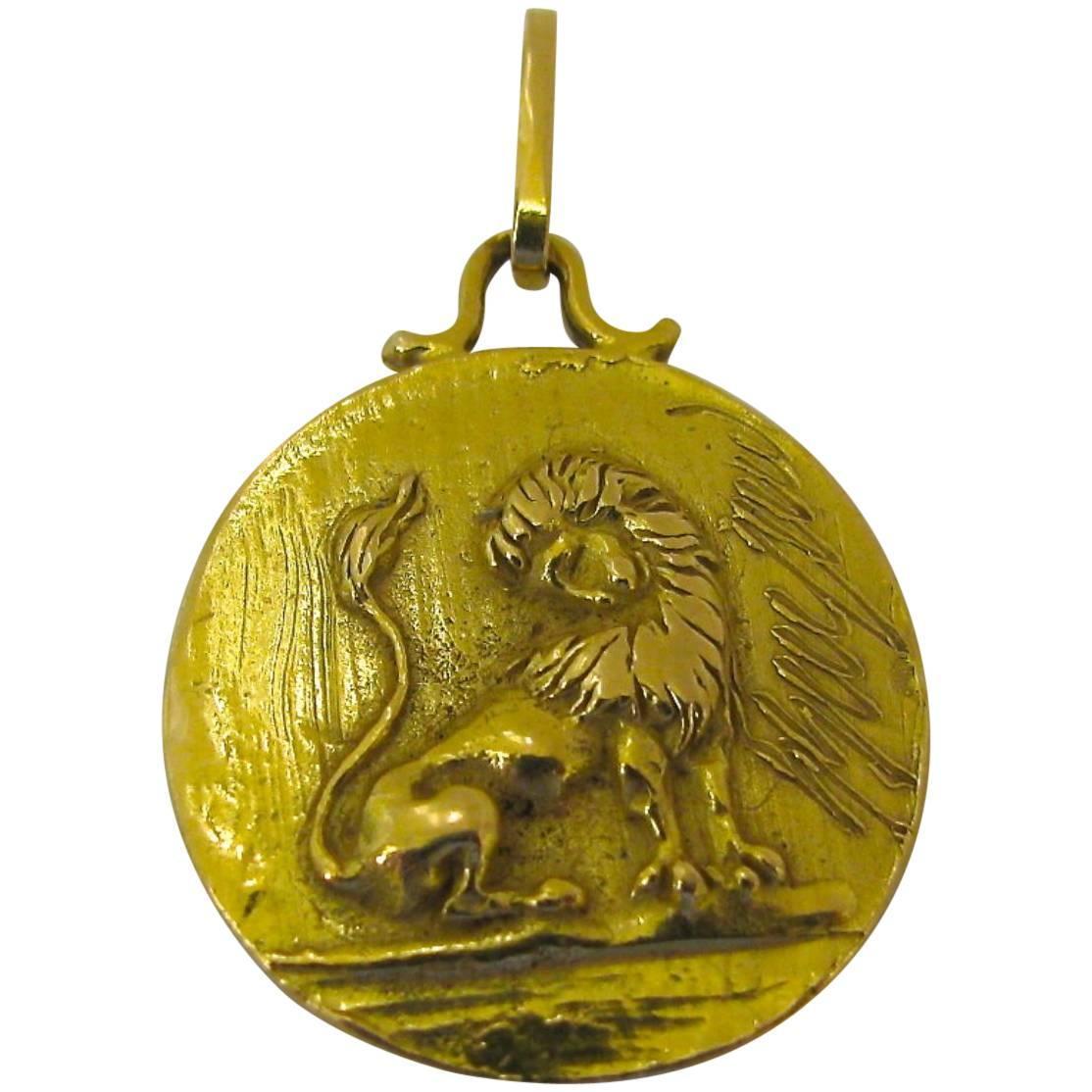 Nino D Antonio Germano Zodiac Pendant At 1stdibs