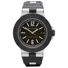 2006 Bvlgari Aluminium Diagono Mens Watch AC44TA