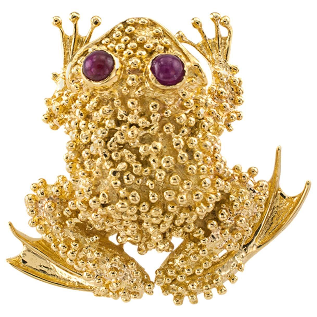 Tiffany and Co. Lapis Diamond Gold Crab Brooch at 1stdibs