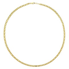 Dragon Chain Necklace in 14K Yellow Gold