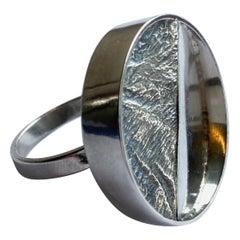 830 Silver Ring Finland 1971 Lahti