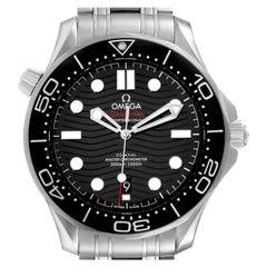 Omega Seamaster Diver Master Chronometer Watch 210.30.42.20.01.001 Unworn