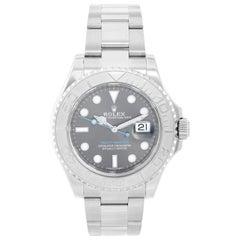 Rolex Yacht-Master Men's Stainless Steel Watch 116622