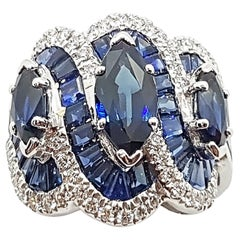 Sapphire More Rings