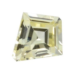 Chrysoberyl Ring Gem 0.97 Carat Kite Shape Unmounted Loose Gemstone
