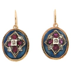 20th Century Dangle Earrings
