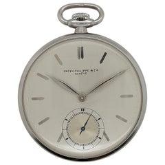 Patek Philip & Cie Pocket watch Staybrite Steel Rare Collectors