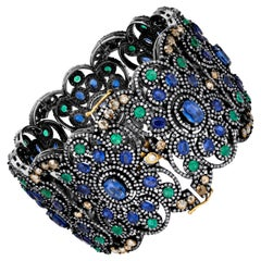 Emerald Retro Bracelets