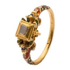 Renaissance Engagement Rings