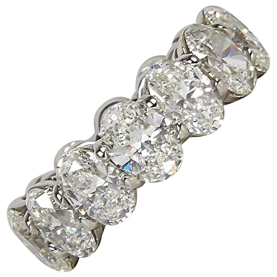 diamond eternity pin wedded bliss bands pinterest mixed band carat cut