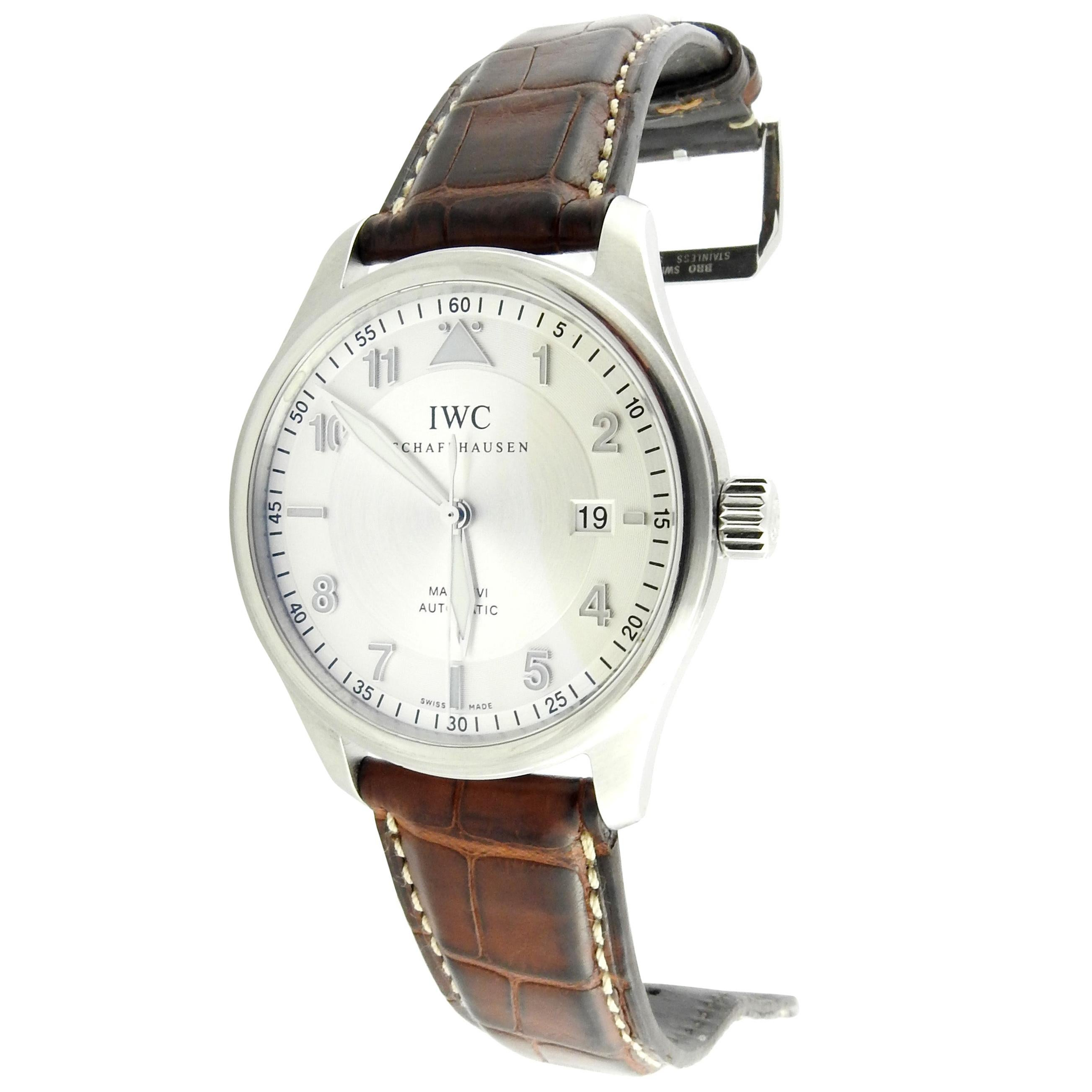 IWC Mark XVI Pilot's Spitfire Men's Automatic Watch IW 3255-02