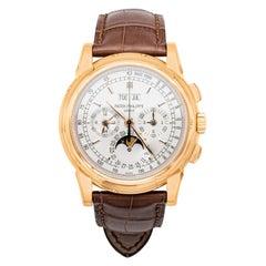 Patek Philippe 5970R Grand Complications Perpetual Calendar Chronograph Watch