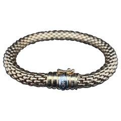 Fope Italy Flex 'It 18 Karat Yellow Gold Bracelet