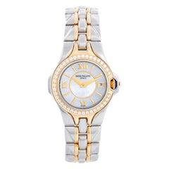 Patek Philippe Ladies Stainless Steel Watch Ladies 4891/1