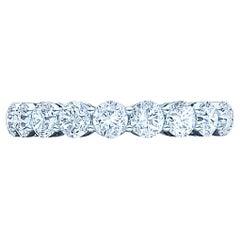 Tiffany and Co. Diamond Eternity Band