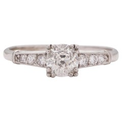 1930s Engagement Rings