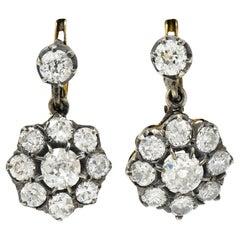 1860s Earrings